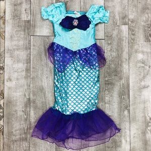 Other - NWOT LITTLE MERMAID OUTFIT FOR HALLOWEEN